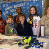3rd Grade Students Build Business, Learn Economics